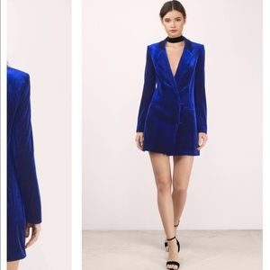 Tobi Dresses - BRAND NEW BLAZER DRESS